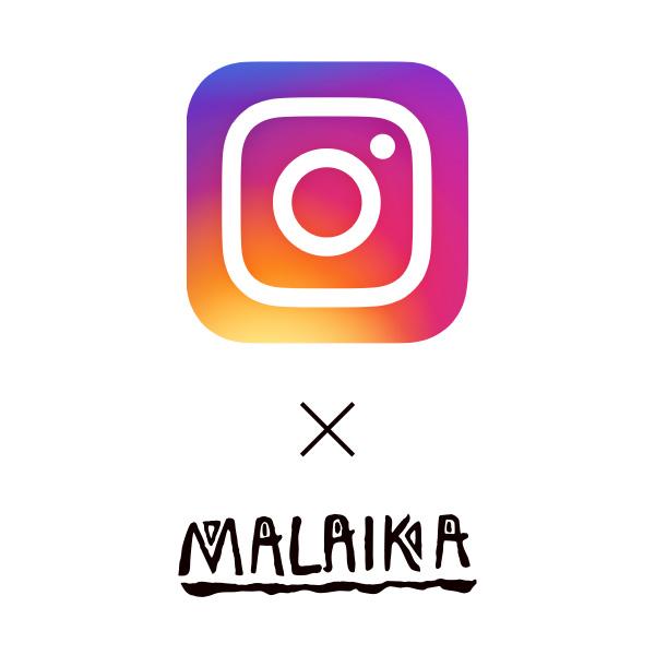 Instagram x MALAIKA
